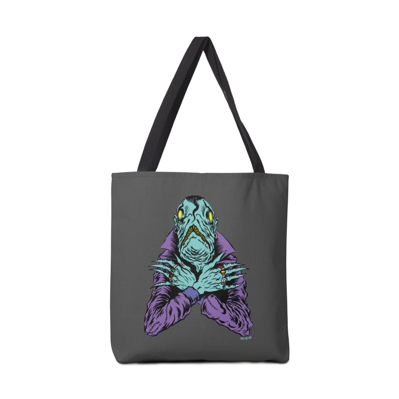Innsmouth Goth Accessories Tote Bag Bag by Nick the Hat
