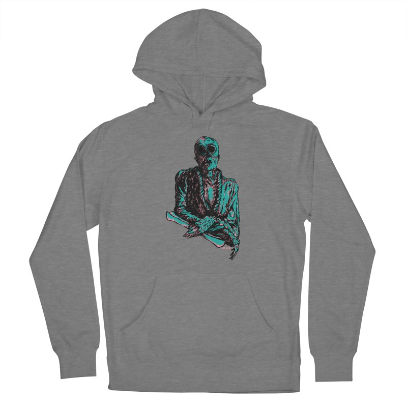 The Messenger Women's Pullover Hoody by Nick the Hat