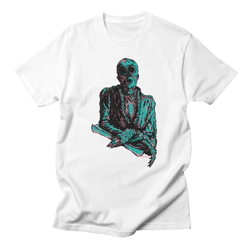 The Messenger Women's T-Shirt by Nick the Hat