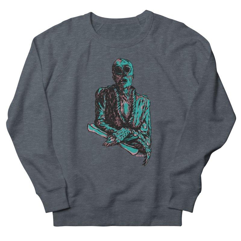 The Messenger Women's Sweatshirt by Nick the Hat