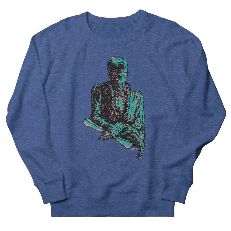 The Messenger Men's Sweatshirt by Nick the Hat