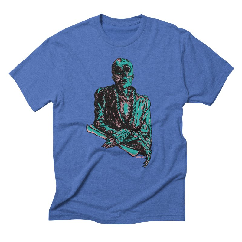 The Messenger Men's T-Shirt by Nick the Hat