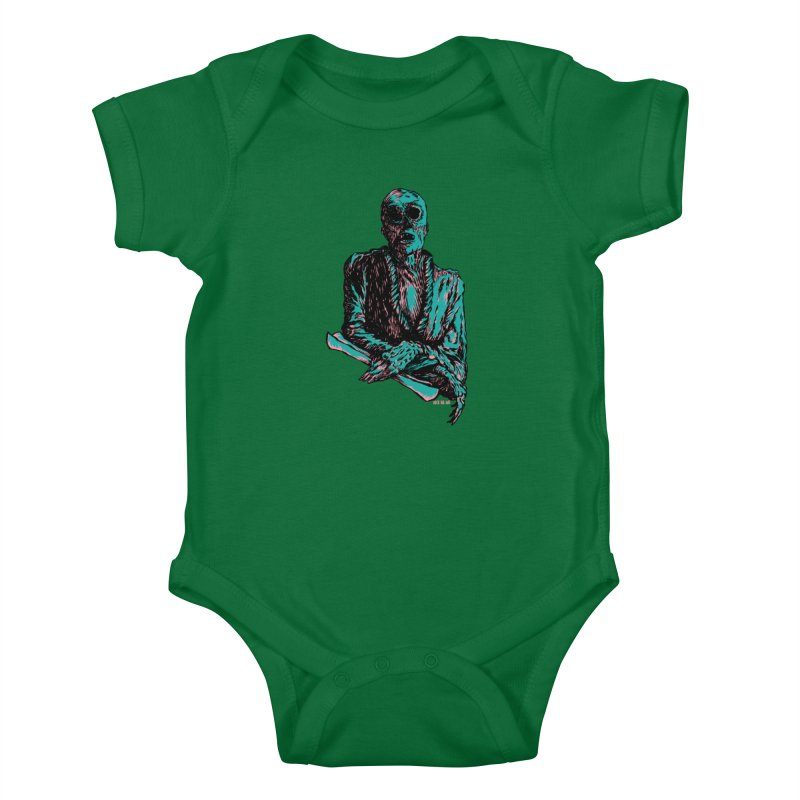 The Messenger Kids Baby Bodysuit by Nick the Hat