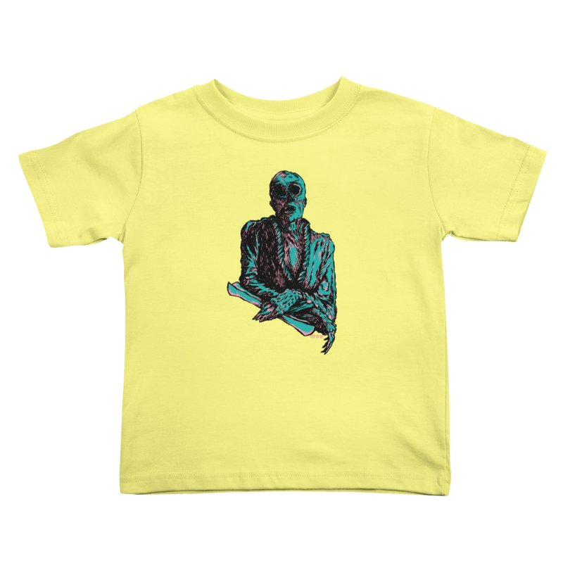 The Messenger Kids Toddler T-Shirt by Nick the Hat