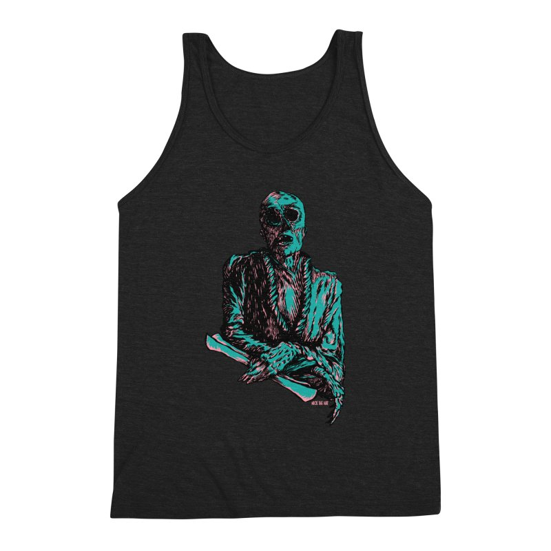 The Messenger Men's Tank by Nick the Hat