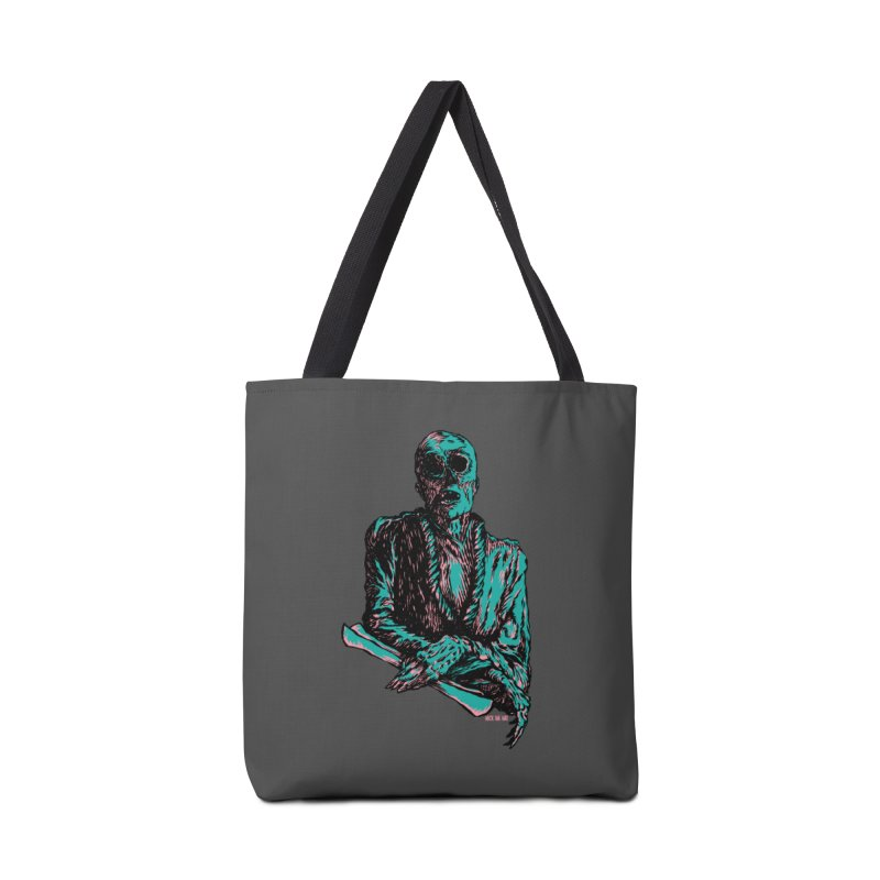 The Messenger Accessories Tote Bag Bag by Nick the Hat