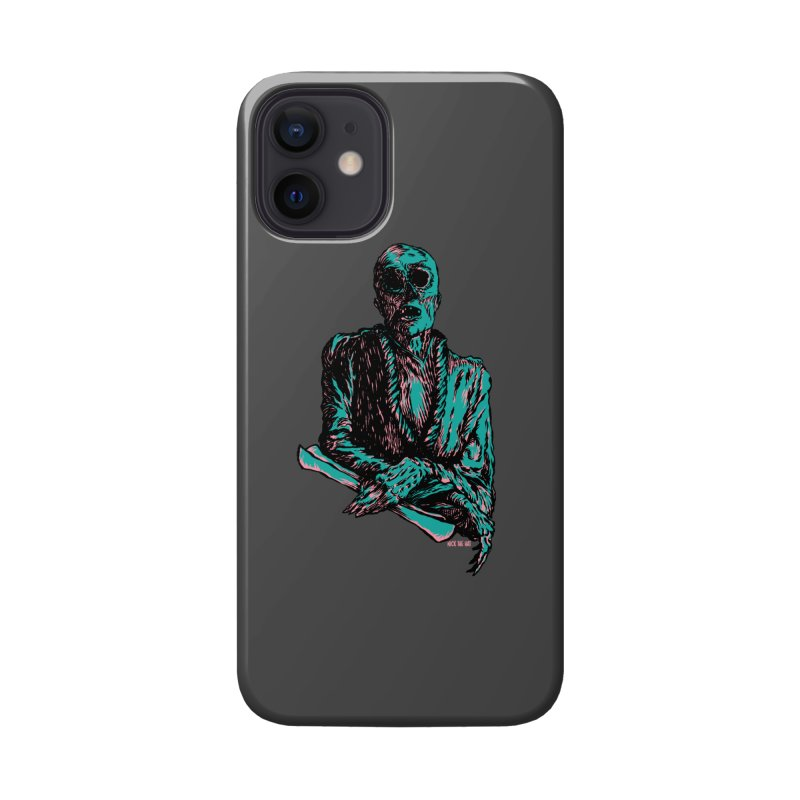 The Messenger Accessories Phone Case by Nick the Hat