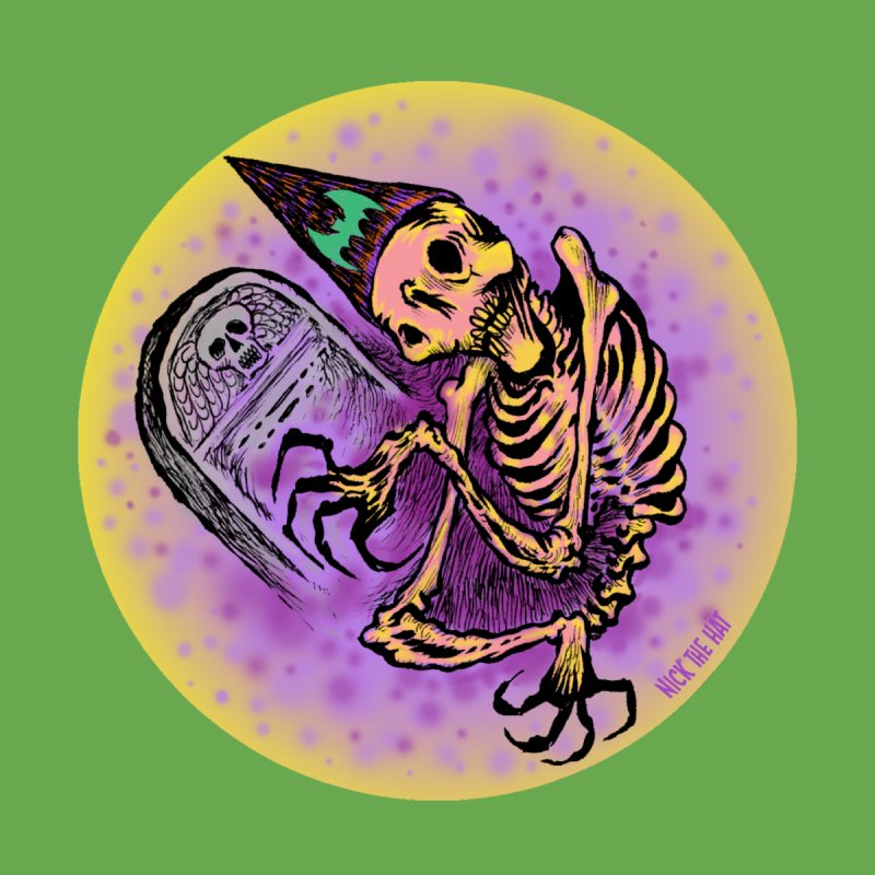 Halloween Grave Hopper by Nick the Hat
