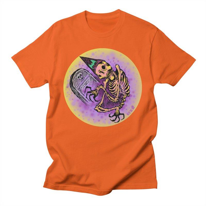 Halloween Grave Hopper Women's T-Shirt by Nick the Hat