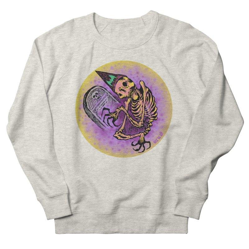 Halloween Grave Hopper Women's Sweatshirt by Nick the Hat