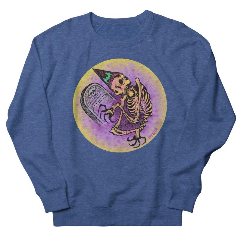 Halloween Grave Hopper Men's Sweatshirt by Nick the Hat