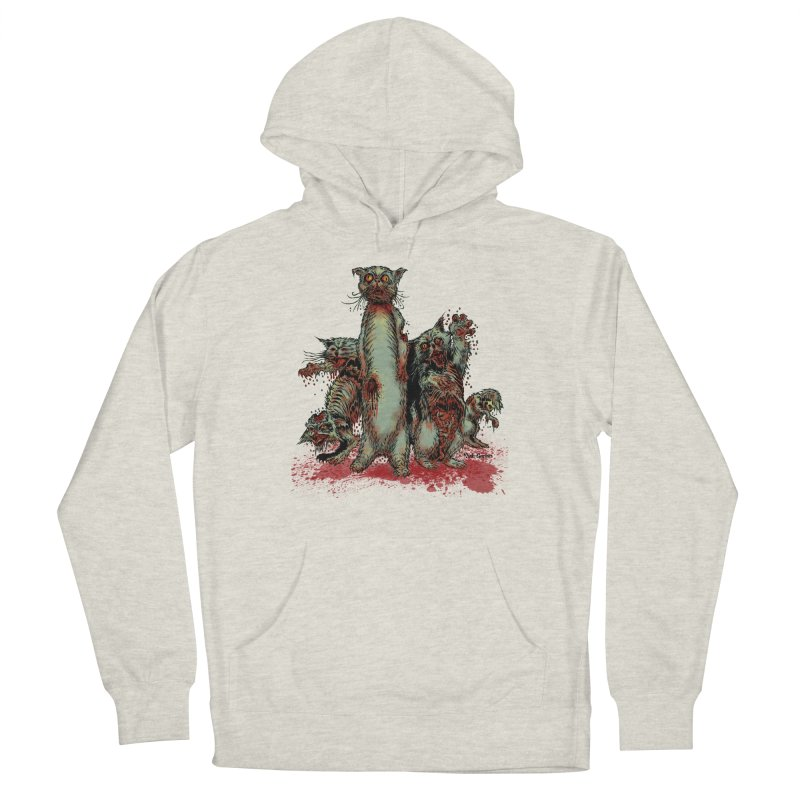 Rotten Little Animals Men's Pullover Hoody by Nick the Hat