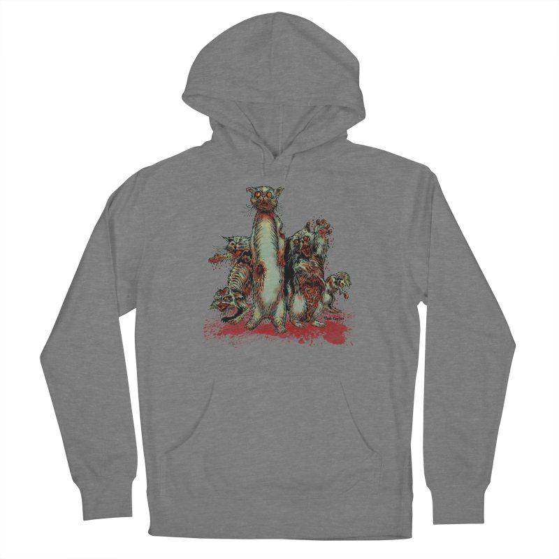 Rotten Little Animals Women's Pullover Hoody by Nick the Hat