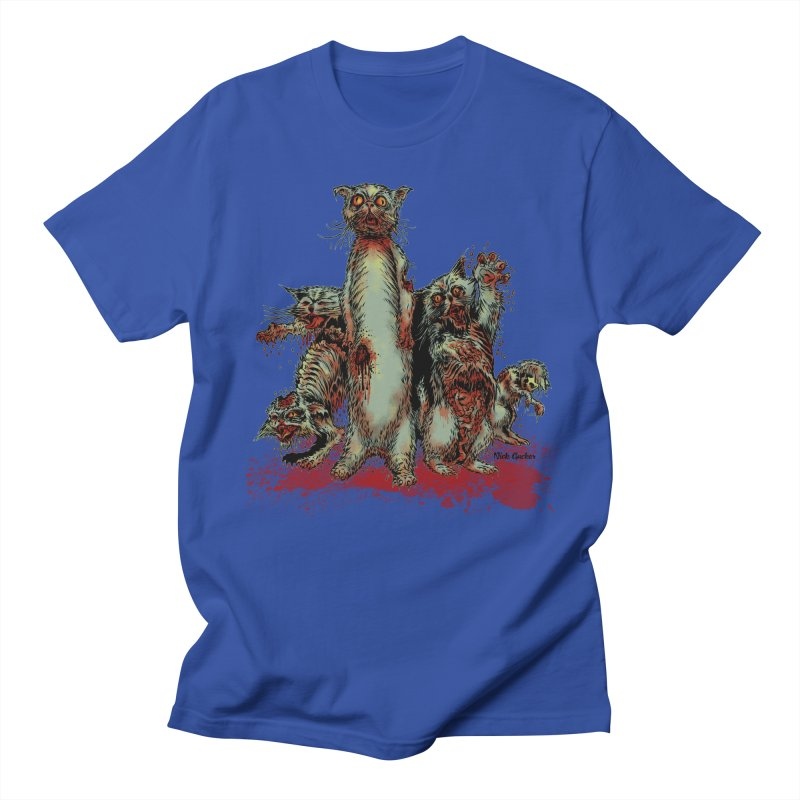 Rotten Little Animals Men's T-Shirt by Nick the Hat