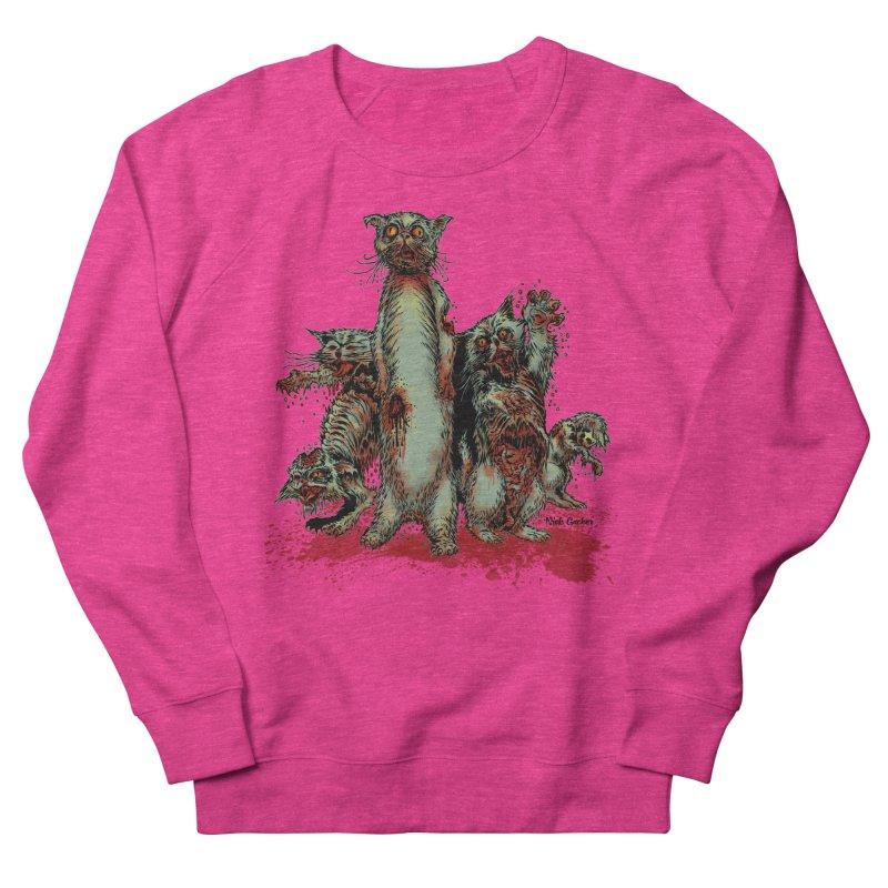 Rotten Little Animals Men's Sweatshirt by Nick the Hat