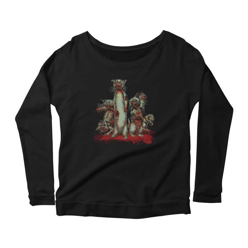 Rotten Little Animals Women's Longsleeve T-Shirt by Nick the Hat