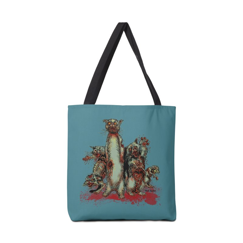 Rotten Little Animals Accessories Bag by Nick the Hat