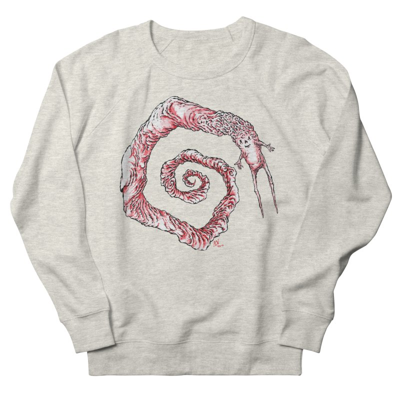 Spiral Joy Men's Sweatshirt by Nick the Hat