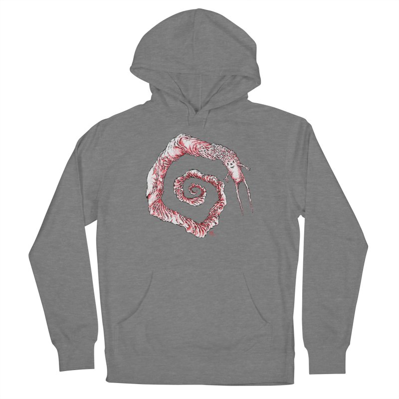 Spiral Joy Men's Pullover Hoody by Nick the Hat