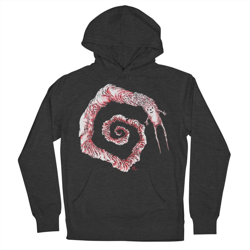 Spiral Joy Women's Pullover Hoody by Nick the Hat