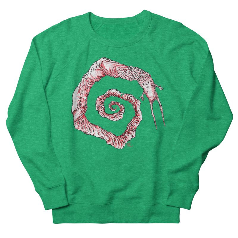 Spiral Joy Women's Sweatshirt by Nick the Hat