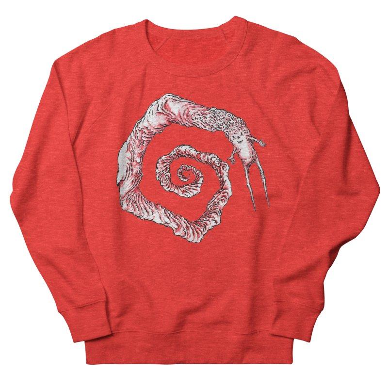 Spiral Joy Men's Sweatshirt by Nick the Hat