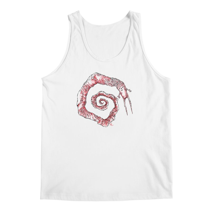 Spiral Joy Men's Regular Tank by Nick the Hat