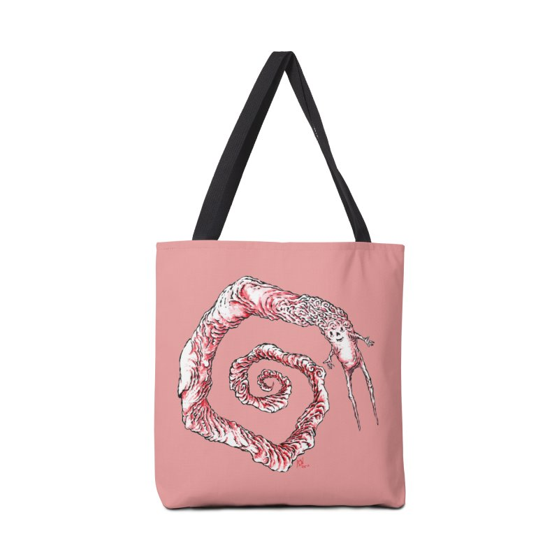 Spiral Joy Accessories Bag by Nick the Hat