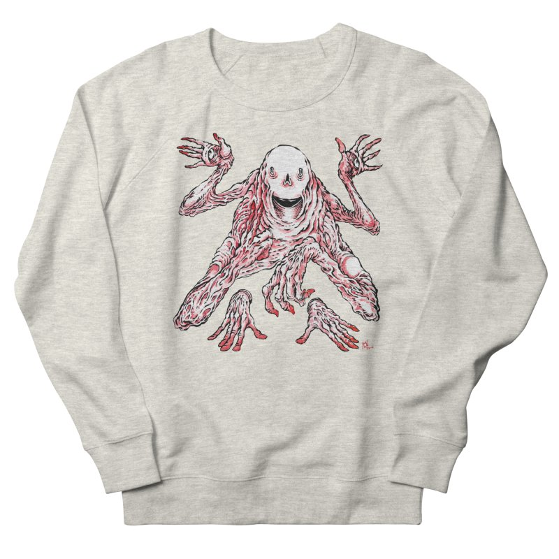 Slight of Hand(s) Women's Sweatshirt by Nick the Hat