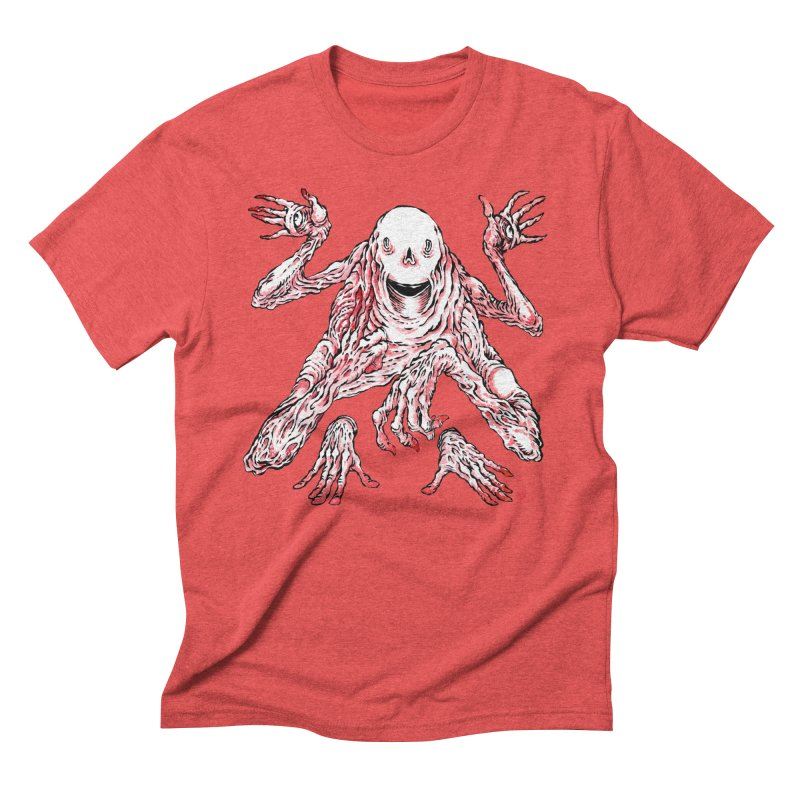 Slight of Hand(s) Men's T-Shirt by Nick the Hat