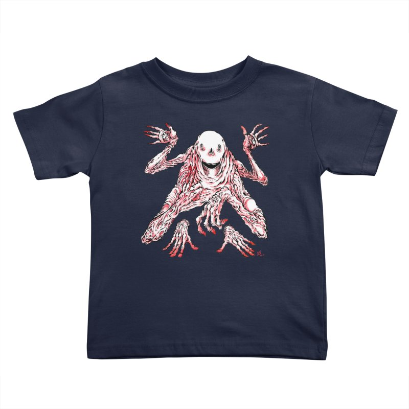 Slight of Hand(s) Kids Toddler T-Shirt by Nick the Hat