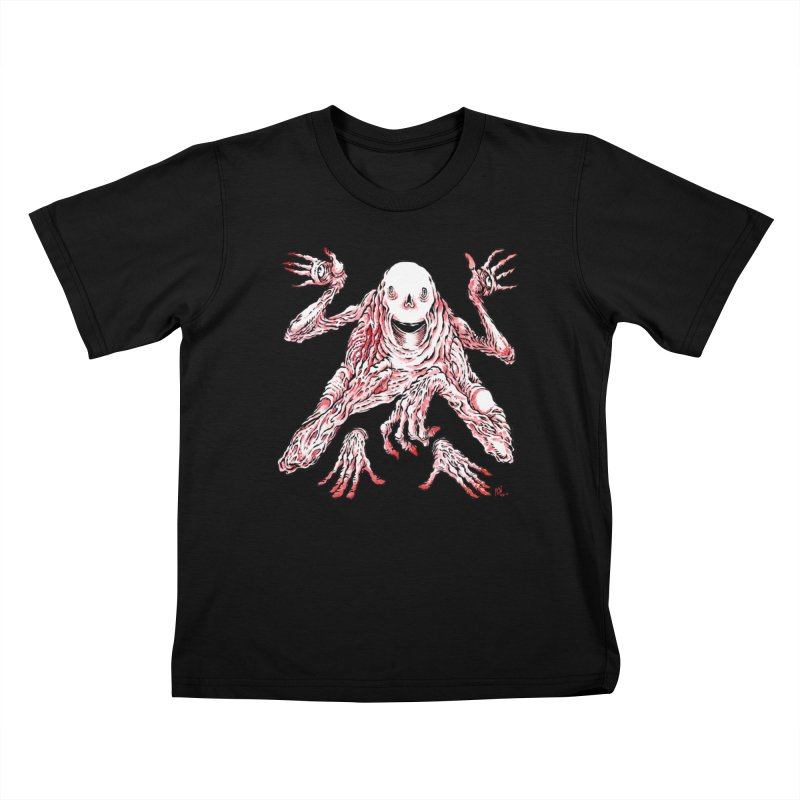 Slight of Hand(s) Kids T-Shirt by Nick the Hat