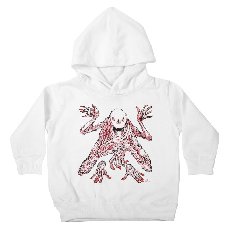 Slight of Hand(s) Kids Toddler Pullover Hoody by Nick the Hat