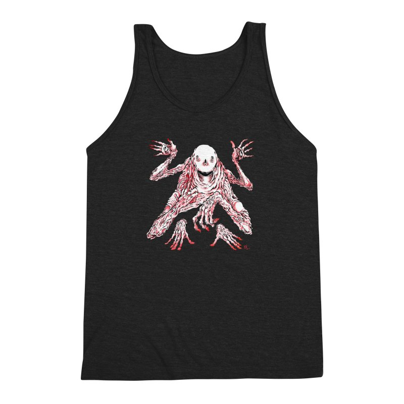 Slight of Hand(s) Men's Triblend Tank by Nick the Hat