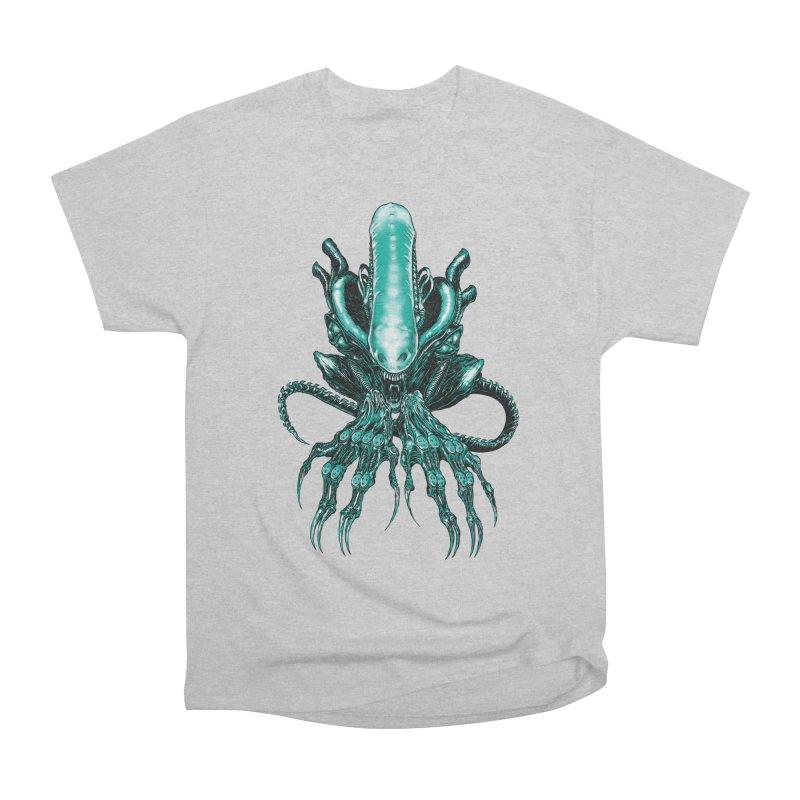 Xenomorph Men's T-Shirt by Nick the Hat