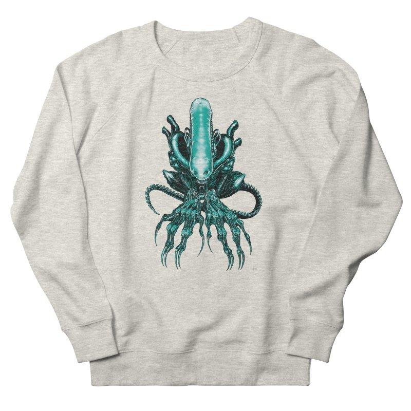 Xenomorph Men's Sweatshirt by Nick the Hat