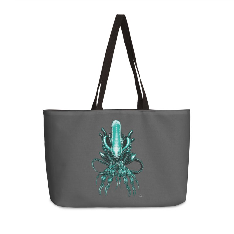 Xenomorph Accessories Bag by Nick the Hat