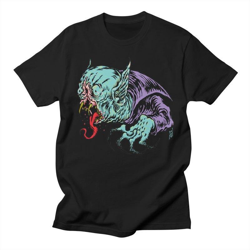 Blood Sucking Freak Men's T-Shirt by Nick the Hat