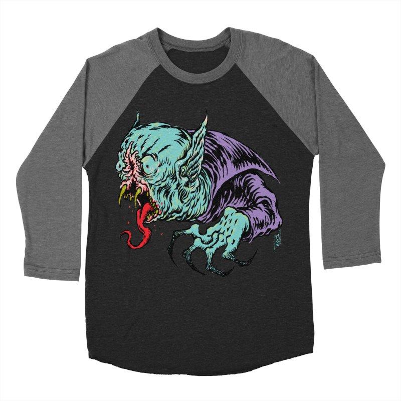 Blood Sucking Freak Men's Longsleeve T-Shirt by Nick the Hat
