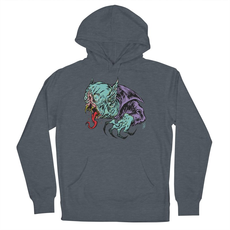 Blood Sucking Freak Women's Pullover Hoody by Nick the Hat