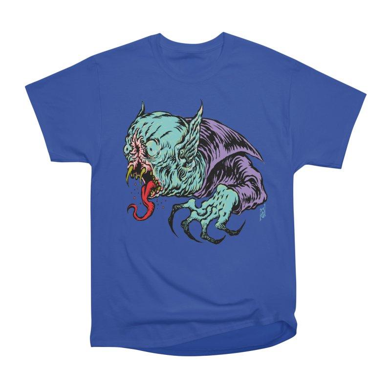 Savage Vampire Men's Classic T-Shirt by Nick the Hat