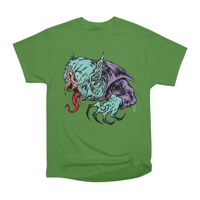 Blood Sucking Freak Women's Classic Unisex T-Shirt by Nick the Hat