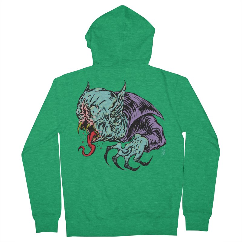 Blood Sucking Freak Women's Zip-Up Hoody by Nick the Hat