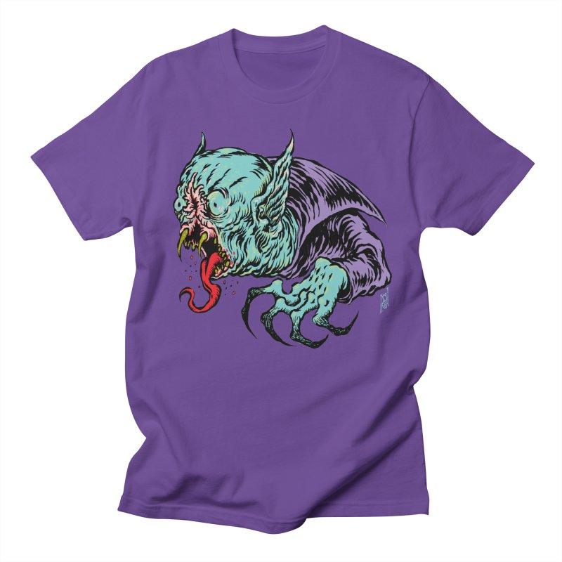 Blood Sucking Freak Men's Regular T-Shirt by Nick the Hat