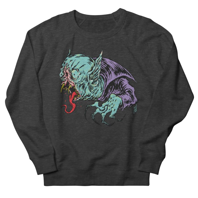 Savage Vampire Women's Sweatshirt by Nick the Hat
