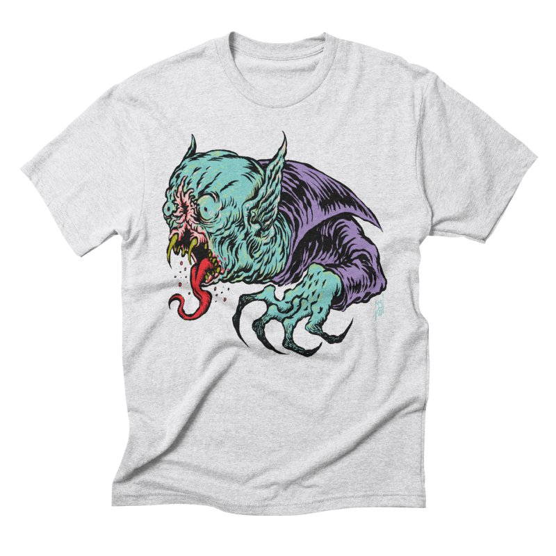 Blood Sucking Freak Men's Triblend T-Shirt by Nick the Hat