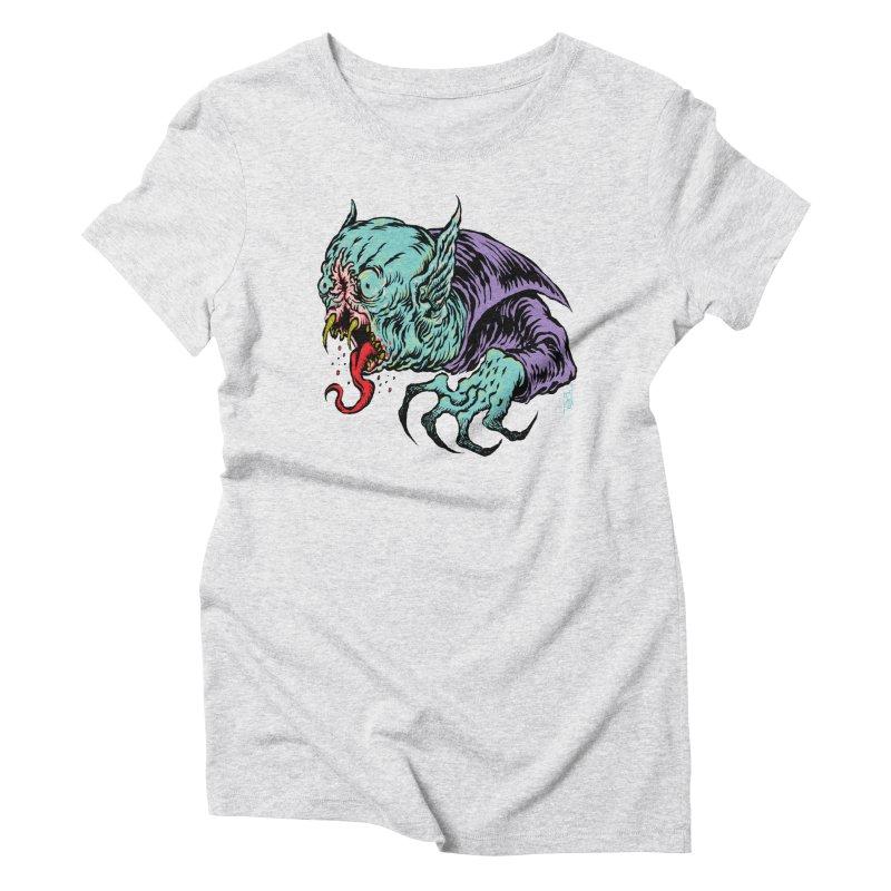 Blood Sucking Freak Women's T-Shirt by Nick the Hat