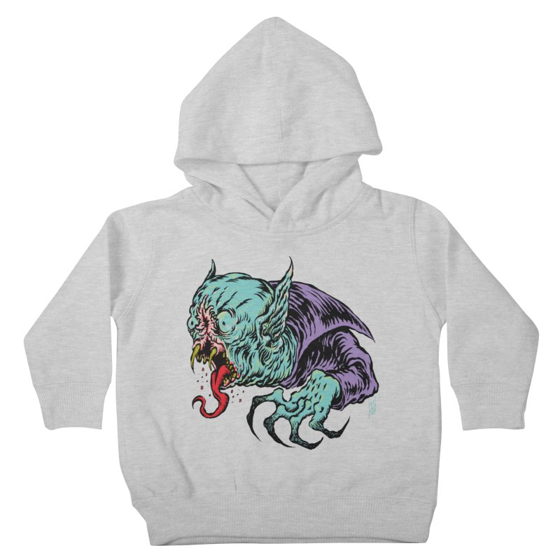 Blood Sucking Freak Kids Toddler Pullover Hoody by Nick the Hat