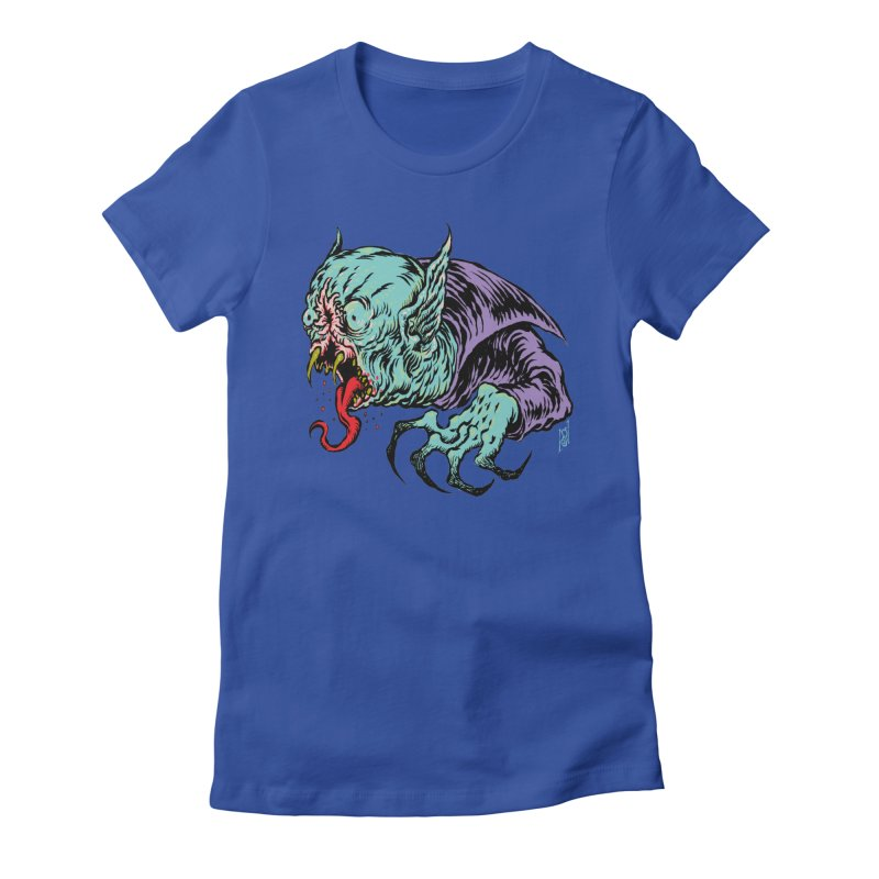 Blood Sucking Freak Women's T-Shirt by Nick the Hat