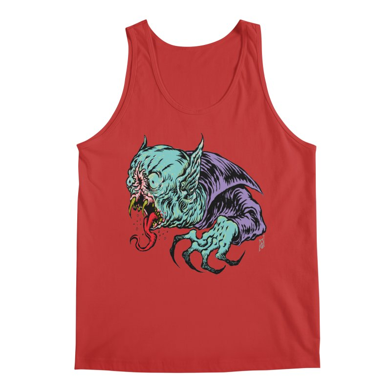 Blood Sucking Freak Men's Regular Tank by Nick the Hat